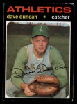 1971 O-Pee-Chee #178  Dave Duncan  Front Thumbnail