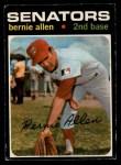 1971 O-Pee-Chee #427  Bernie Allen  Front Thumbnail