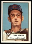 1952 Topps REPRINT #356  Toby Atwell  Front Thumbnail