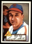 1952 Topps REPRINT #79  Gerry Staley  Front Thumbnail