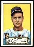 1952 Topps REPRINT #77  Bob Kennedy  Front Thumbnail