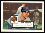 1952 Topps REPRINT #234  Steve Souchock  Front Thumbnail