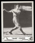 1940 Play Ball Reprint #212  Babe Young  Front Thumbnail