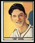 1941 Play Ball Reprint #31  Joe Kuhel  Front Thumbnail