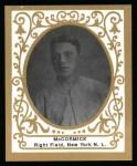 1909 T204 Ramly Reprint #76  Moose McCormick  Front Thumbnail
