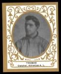 1909 T204 Ramly Reprint #117  Ira Thomas  Front Thumbnail