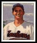 1950 Bowman REPRINT #132  Mickey Vernon  Front Thumbnail
