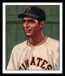 1950 Bowman REPRINT #123  Dino Restelli  Front Thumbnail