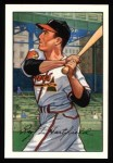 1952 Bowman REPRINT #28  Roy Hartsfield  Front Thumbnail