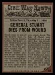 1962 Topps Civil War News #63   Ambushed Back Thumbnail