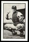 1953 Bowman B&W Reprint #24  Del Wilber  Front Thumbnail