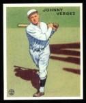 1933 Goudey Reprint #233  Johnny Vergez  Front Thumbnail