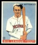 1933 Goudey Reprint #44  Jim Bottomley  Front Thumbnail