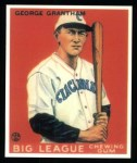1933 Goudey Reprint #66  George Grantham  Front Thumbnail
