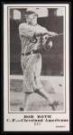 1916 M101-5 Blank Back Reprint #145  Bob Roth  Front Thumbnail