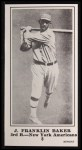 1916 M101-5 Blank Back Reprint #8  Home Run Baker  Front Thumbnail