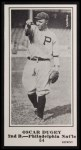 1916 M101-5 Blank Back Reprint #54  Oscar Dugey  Front Thumbnail
