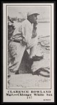 1916 M101-5 Blank Back Reprint #147  Clarence Rowland  Front Thumbnail