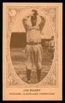 1922 E120 American Caramel Reprint #31  Jim Bagby  Front Thumbnail