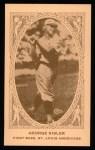 1922 E120 American Caramel Reprint #102  George Sisler  Front Thumbnail