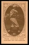 1922 E120 American Caramel Reprint #61  Home Run Baker  Front Thumbnail