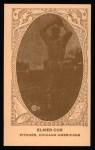 1922 E120 American Caramel Reprint #17  Elmer Cox  Front Thumbnail