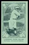1922 E120 American Caramel Reprint #163  Hack Miller  Front Thumbnail