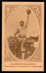 1922 E120 American Caramel Reprint #79  Clarence Galloway  Front Thumbnail