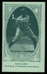 1922 E120 American Caramel Reprint #214  Max Carey  Front Thumbnail
