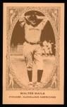 1922 E120 American Caramel Reprint #36  Walter Mails  Front Thumbnail