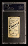 1909 T206 WHI Christy Mathewson  Back Thumbnail