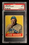 1948 Leaf #70  Honus Wagner  Front Thumbnail
