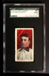 1910 E103 Williams Caramel  Honus Wagner  Front Thumbnail