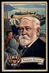 1952 Bowman U.S. Presidents #26  Benjamin Harrison  Front Thumbnail