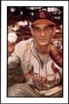 1953 Bowman REPRINT #53  Del Rice  Front Thumbnail