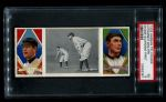 1912 T202 Hassan   -  Hal Chase / Harry Wolter Chase Guarding 1st  Front Thumbnail