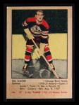 1951 Parkhurst #37  Bill Gadsby  Front Thumbnail