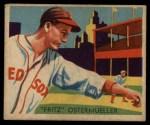 1935 Diamond Stars #73  Fritz Ostermueller   Front Thumbnail