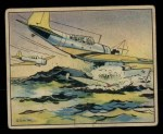 1941 Gum Inc Uncle Sam #46   Torpedo Bombing Front Thumbnail