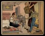 1941 Gum Inc Uncle Sam #116   Home Shelter Room Front Thumbnail