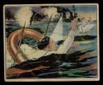 1941 Gum Inc Uncle Sam #20   Man Overboard Front Thumbnail