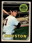 1969 O-Pee-Chee #76  Norm Miller  Front Thumbnail