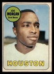 1969 O-Pee-Chee #35  Joe Morgan  Front Thumbnail