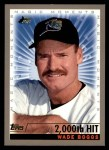 2000 Topps #239 C  -  Wade Boggs th Career Hit - Magic Moments Front Thumbnail