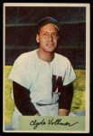 1954 Bowman #136  Clyde Vollmer  Front Thumbnail