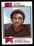 1973 Topps #408  John Rowser  Front Thumbnail