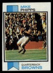 1973 Topps #229  Mike Phipps  Front Thumbnail