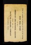 1921 E220 National Caramel  Sherrod Smith  Back Thumbnail
