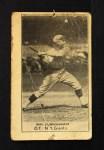 1921 E220 National Caramel  William Cunningham  Front Thumbnail