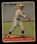 1933 Goudey #21  Phil Collins  Front Thumbnail